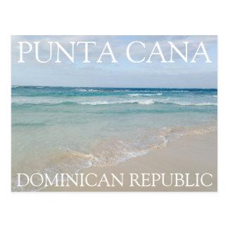 Punta Cana, playa de relajación de la República Postal