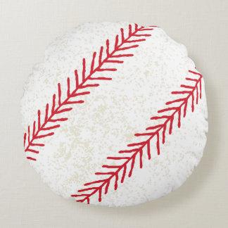 """Puntada 16"""" del béisbol almohada de tiro redonda"""
