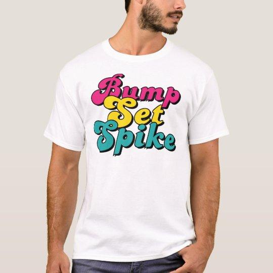 ¡Punto determinado del topetón! Camiseta