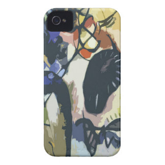 Punto negro iPhone 4 Case-Mate protectores