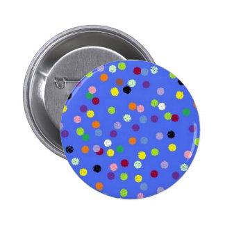 puntos, polca chapa redonda de 5 cm