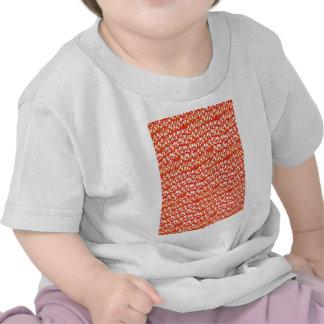 PUNTOS ROSADOS BLANCOS de n: REGALOS de KOOLshades Camisetas