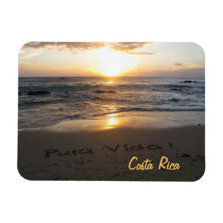 Pura Vida Costa Rica Imán