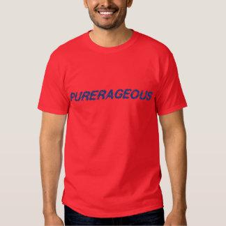Purerageous (rojo) camisas