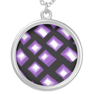 Purpleblox Colgante Redondo