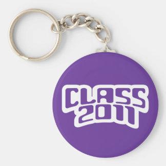 Púrpura 2011 de la MOD de la clase Llavero Redondo Tipo Chapa