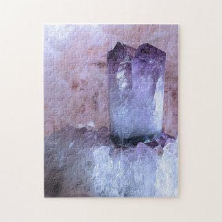 Púrpura cristalina puzzle
