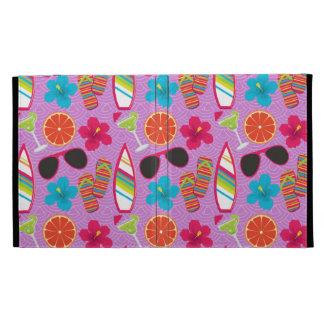 Púrpura de Beachball de las gafas de sol de los fl