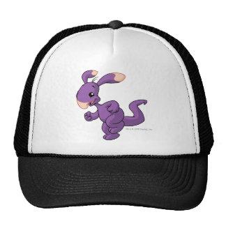 Púrpura de Blumaroo Gorra