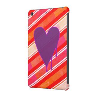 Púrpura de fusión del corazón