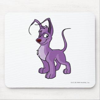 Púrpura de Gelert Alfombrilla De Ratón