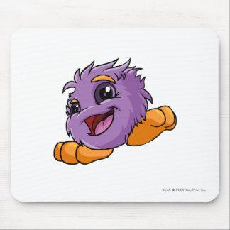 Púrpura de JubJub Alfombrilla De Ratón