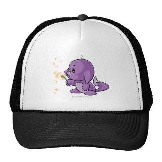 Púrpura de Kacheek Gorros