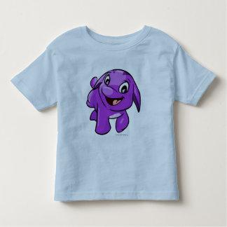 Púrpura de Poogle Camiseta