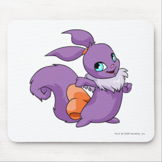 Púrpura de Usul Alfombrillas De Raton