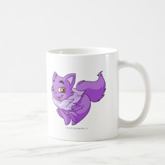 Púrpura de Wocky Tazas