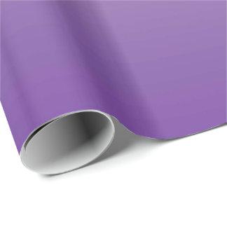 Púrpura Dos-Entonada Papel De Regalo