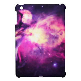 Púrpura Hauntingly hermosa de la nebulosa de Orión
