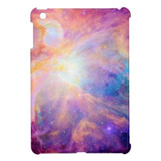 Púrpura rosada colorida de la nebulosa de Orión