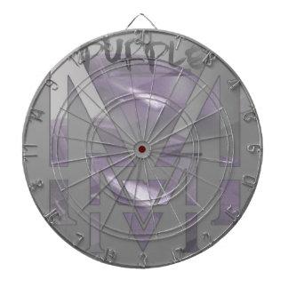 Púrpura Tablero Dardos