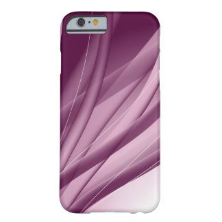 Púrpura y hermoso funda para iPhone 6 barely there