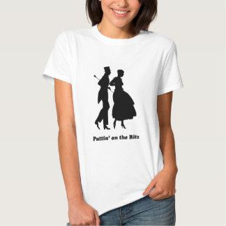 Puttin en el Ritz Camiseta