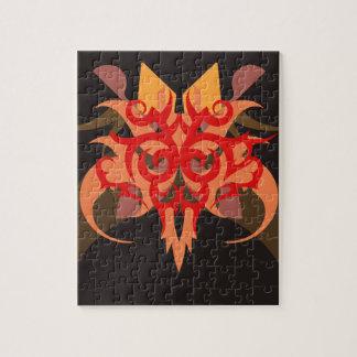 Puzzle Abstracción seis Ares