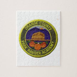 Puzzle Academia del guardabosques del Condado de Orange