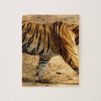 Puzzle Acecho de Tigres de los alquileres