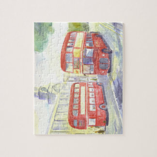 Puzzle AEC Routemaster de Arriva Londres