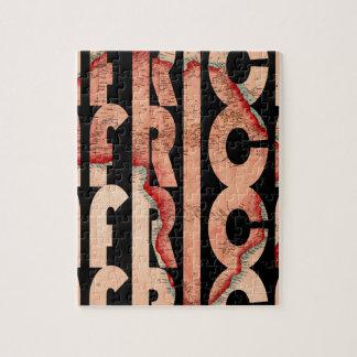 Puzzle africa1844