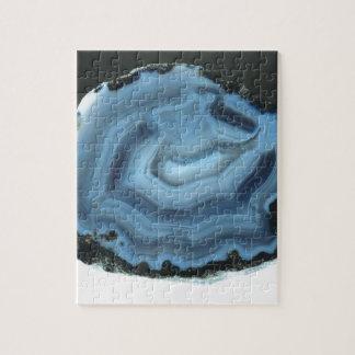 Puzzle Ágata azul