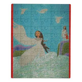 Puzzle Aioga (versión de la muñeca)