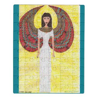 Puzzle Ángel egipcio antiguo