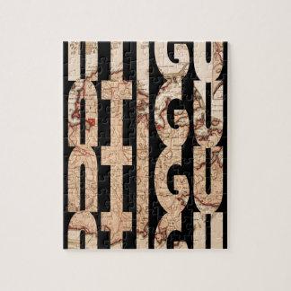 Puzzle antigua1794