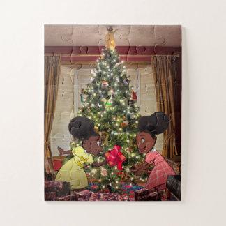 Puzzle Árbol de navidad