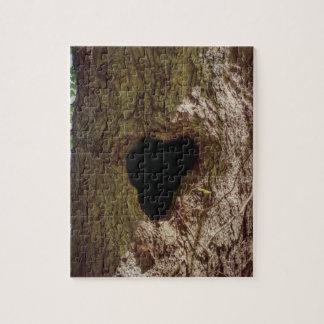 Puzzle Árbol del corazón