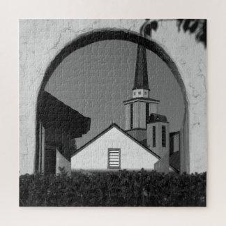 Puzzle Arco de la ventana