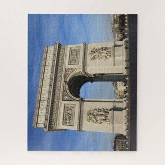 Puzzle Arco del Triunfo