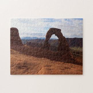 Puzzle Arco delicado I en el parque nacional de los arcos