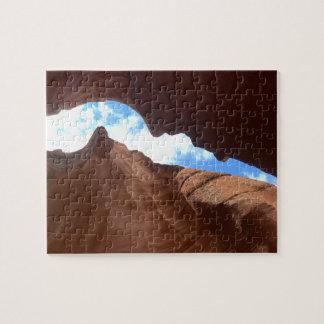 Puzzle ARIZONA - barranco superior B del antílope - roca