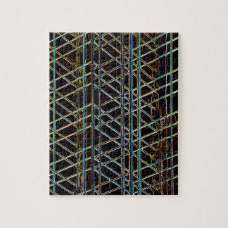 Puzzle Arquitectura abstracta