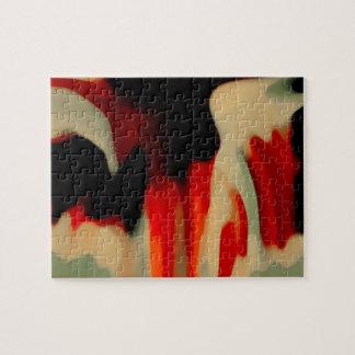 Puzzle Arte abstracto