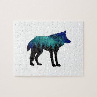 Puzzle Asilo del lobo
