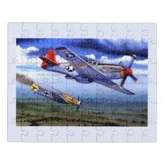 Puzzle Aviones del vintage