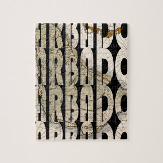 Puzzle barbados1758