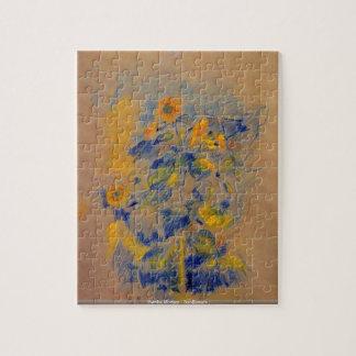 Puzzle Berthe Morisot - girasoles - ArtPuzzles