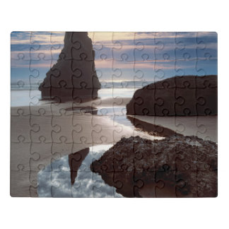 Puzzle Borde del camino Espina-Formado de la roca de la