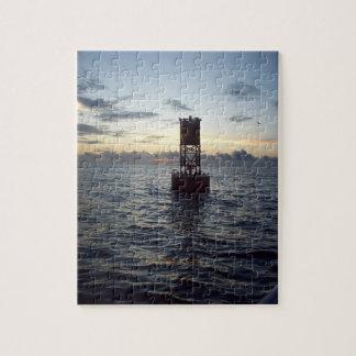 Puzzle Boya de la salida del sol