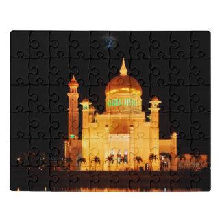 Puzzle Brunei: País en Asia